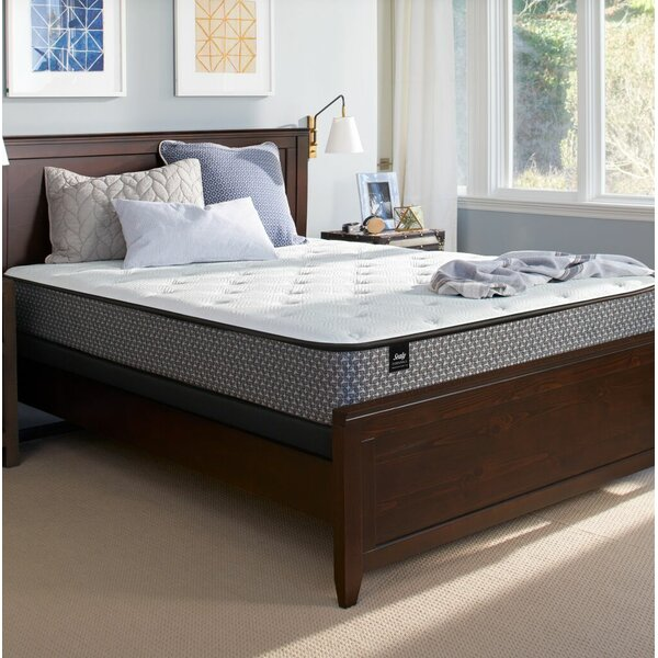 Response™ Essentials 10.5'' Cushion Firm Tight Top Mattress and 9 Box Spring by Sealy