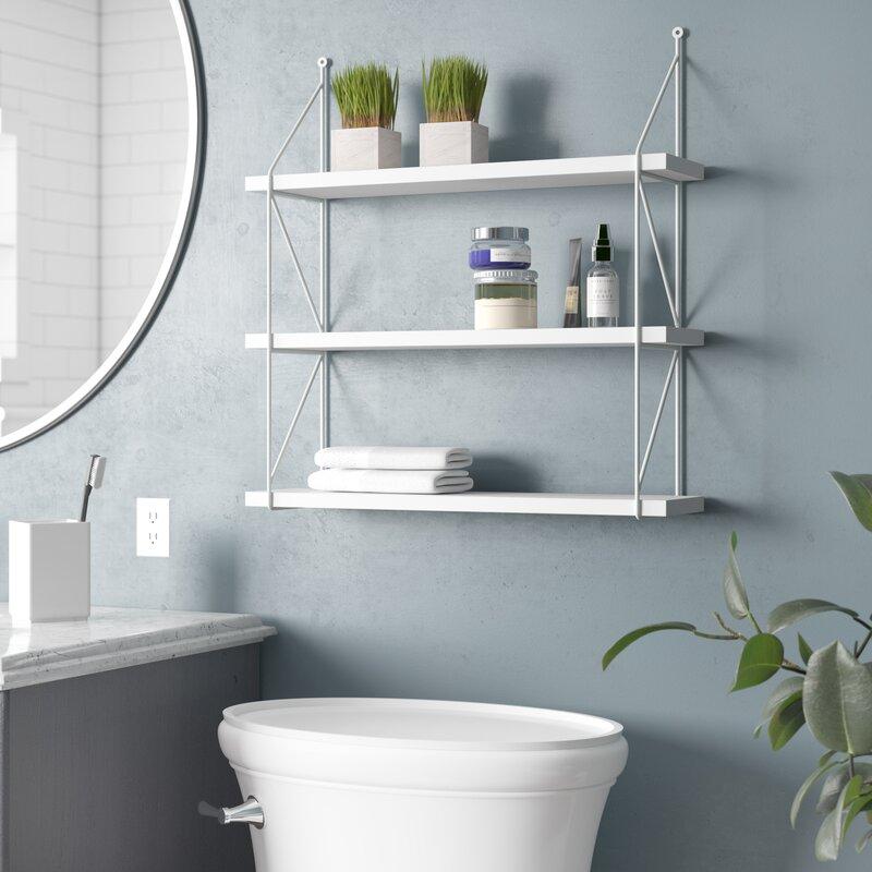 Molena 3-Tier Display Wall Shelf