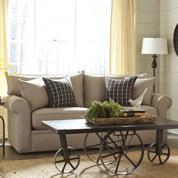 Last Trendy Osceola Sofa by Winston Porter by Winston Porter