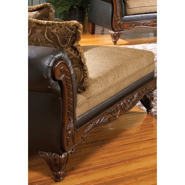 Myles Chaise Lounge by Astoria Grand