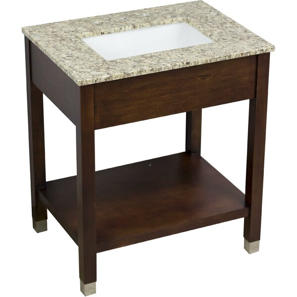 Comfort Inn 30 Single Bathroom Vanity Set by American Imaginations