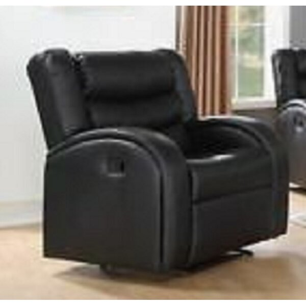 Tol Faux Leather Manual Lift Assist Recliner (Set of 2) W001890028