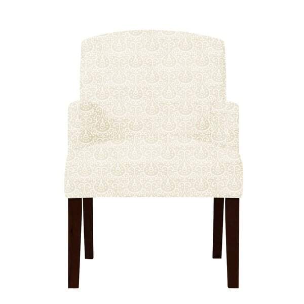 Arturo Wood Arm Chair by Langley Street