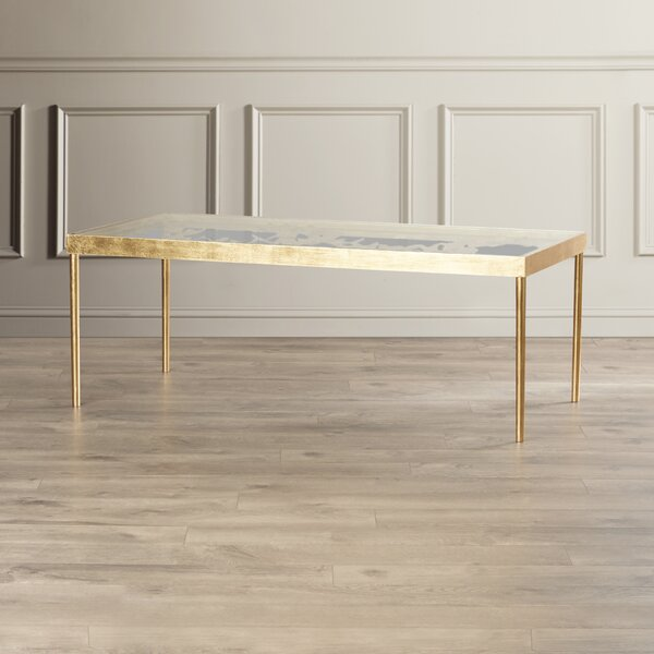 Brigantine Park Coffee Table with Tray Top by Willa Arlo Interiors