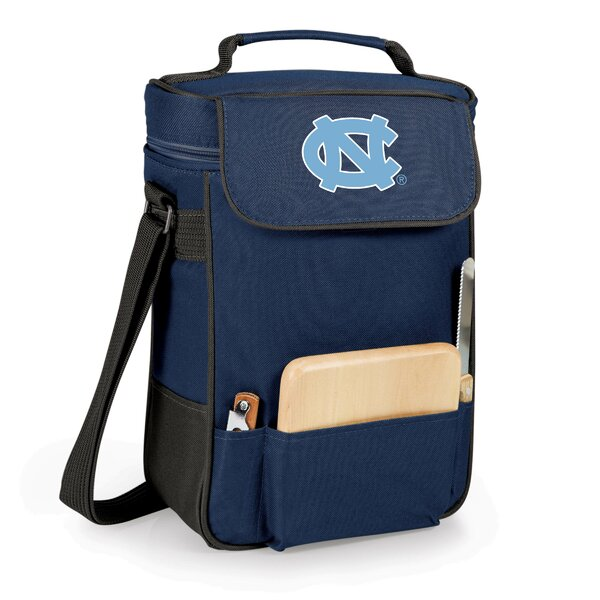 NCAA Duet Wine and Cheese Picnic Tote by LEGACY