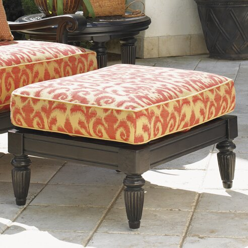 Kingstown Sedona Ottoman by Tommy Bahama Outdoor