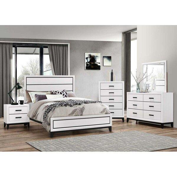 Wallis Panel Configurable Bedroom Set by Ebern Designs