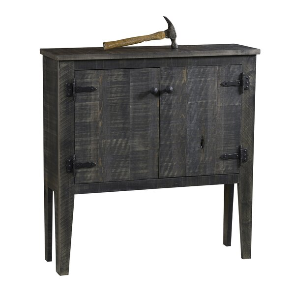 Goodlett 2 Door Accent Cabinet by August Grove August Grove