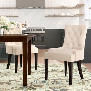Attirant Solid Oak Dining Chairs | Wayfair