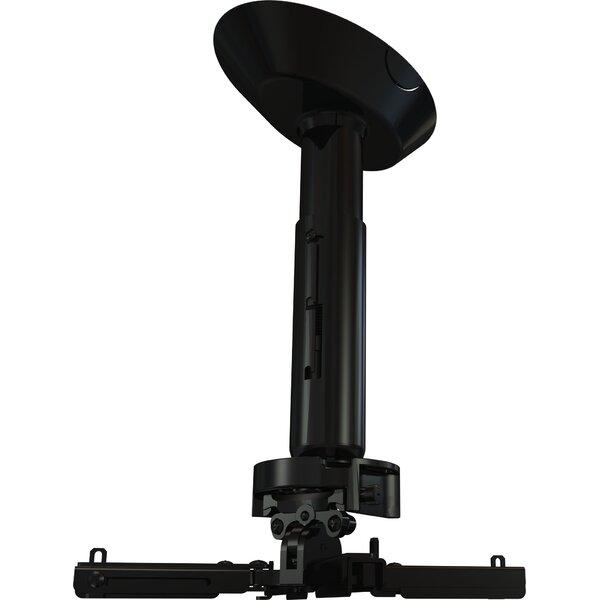 Universal Ceiling Mounted Projector Kit by Crimson AV