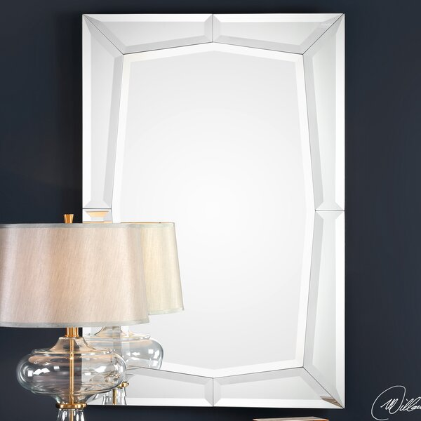 Isabeau Sulatina Accent Mirror by House of Hampton