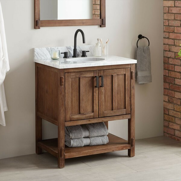 Morris 31 Single Bathroom Vanity Set