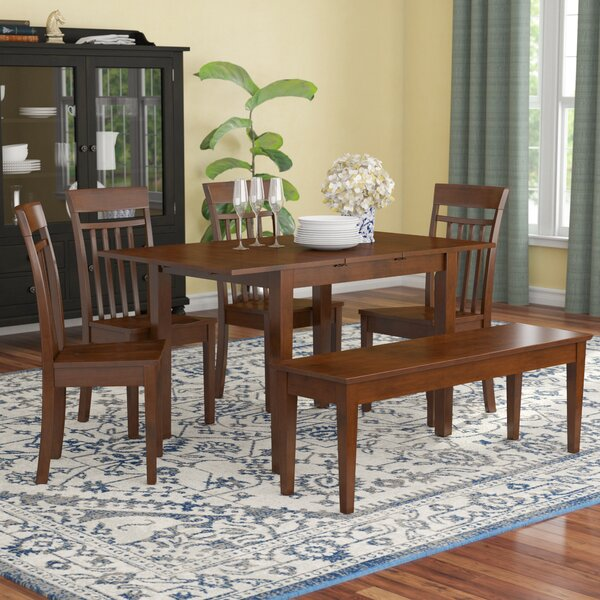 Balfor 6 Piece Dining Set by Andover Mills