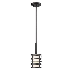 Searching for Neven 1-Light Cylinder Pendant By Ivy Bronx