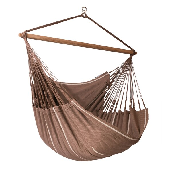 Habana Cotton Chair Hammock by LA SIESTA
