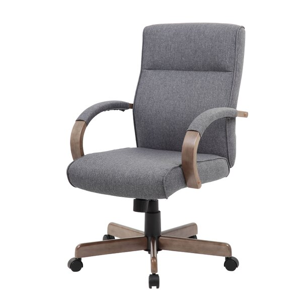Reddy Modern Executive Office Chair by Loon Peak