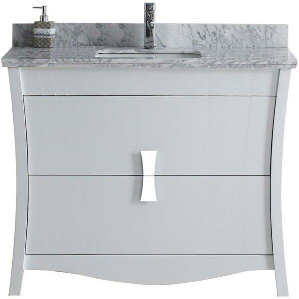 Bow 33 Single Bathroom Vanity Set by American Imaginations