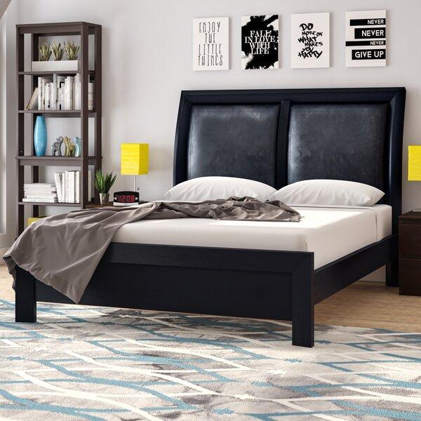 Maccharles Upholstered Sleigh Bed by Latitude Run Latitude Run