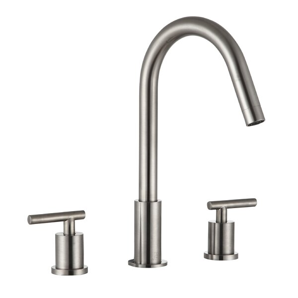 Spartan Double Handle Widespread Bathroom Faucet by ANZZI