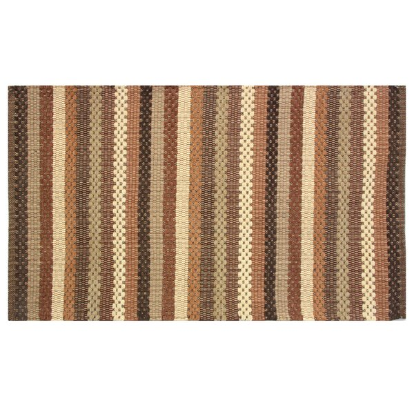 Brenden Brown Area Rug by Bacova Guild
