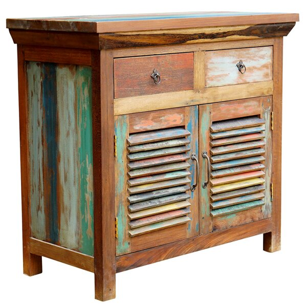 Parkinson 2 Door Chest by Bloomsbury Market