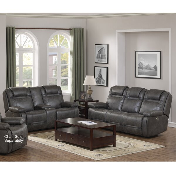 Slayden Reclining 2 Piece Living Room Set by Winston Porter