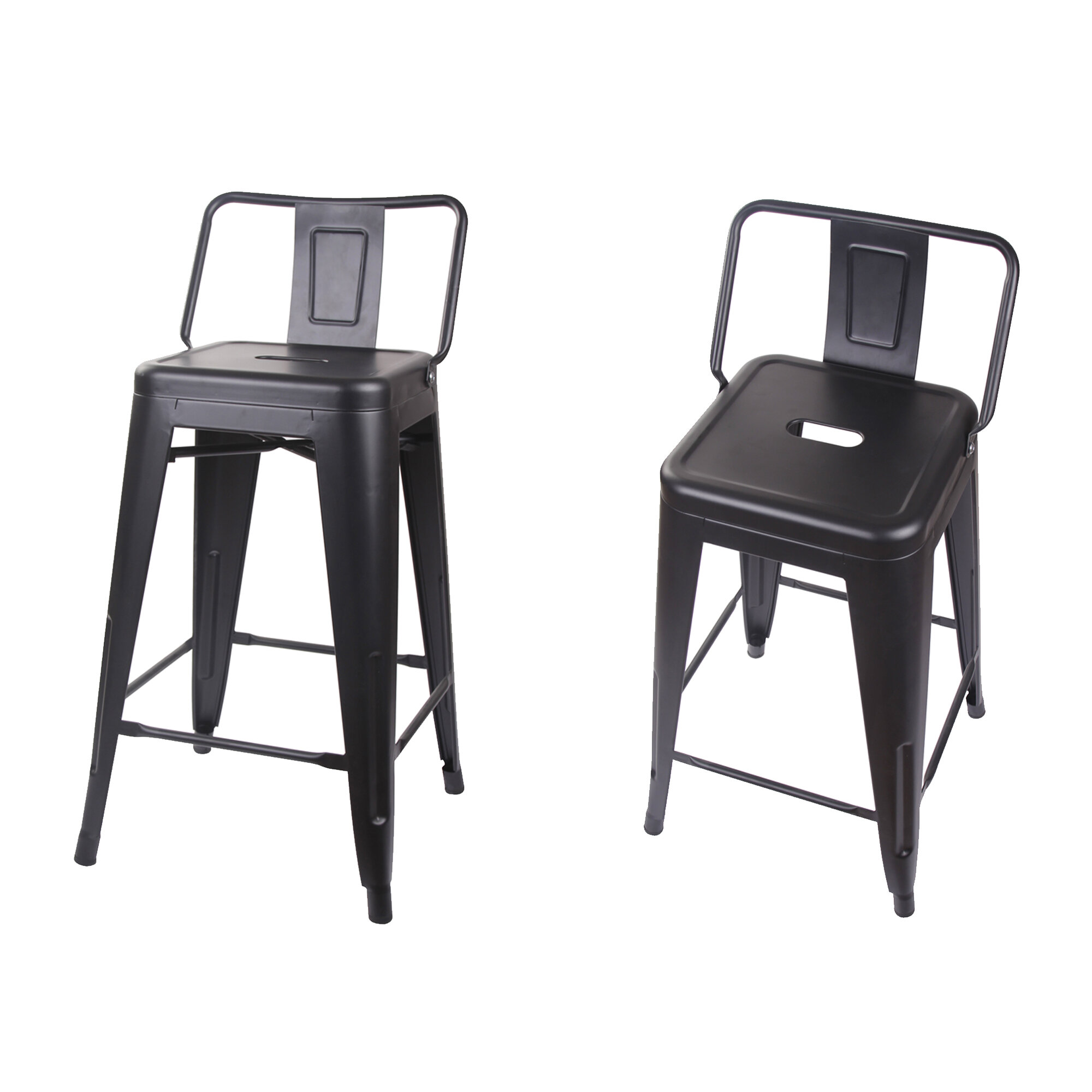 Excellent Williston Forge Capucine Bar Counter Stool Reviews Wayfair Onthecornerstone Fun Painted Chair Ideas Images Onthecornerstoneorg