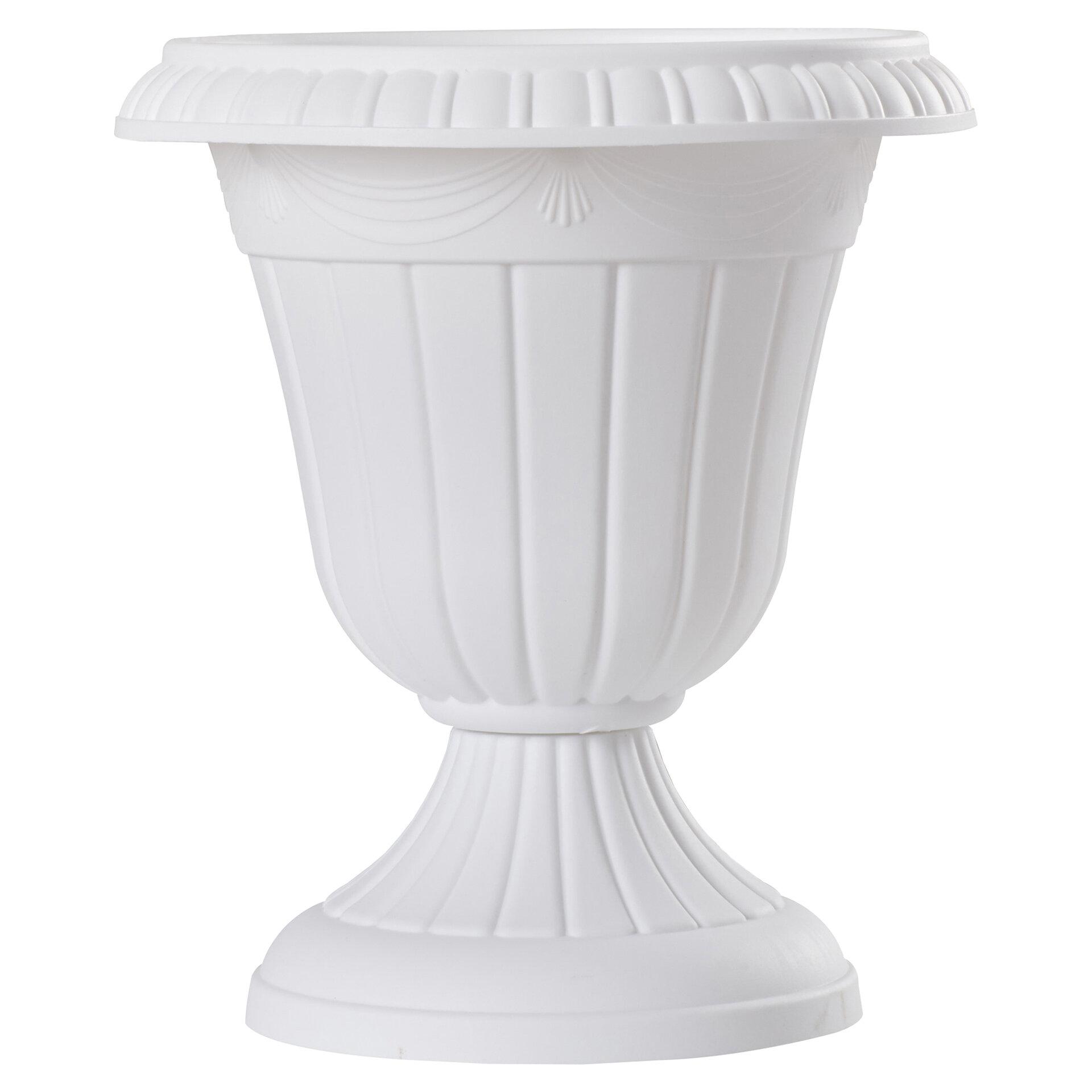 Anouk Classic Traditional Plastic Urn Planter