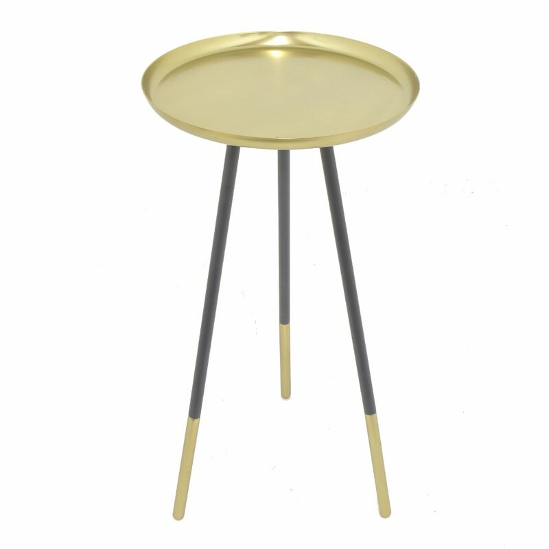 Partee Metal Tray Table