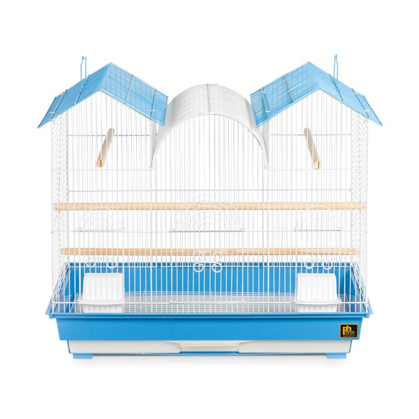 Triple Roof Bird Cage by Prevue Hendryx
