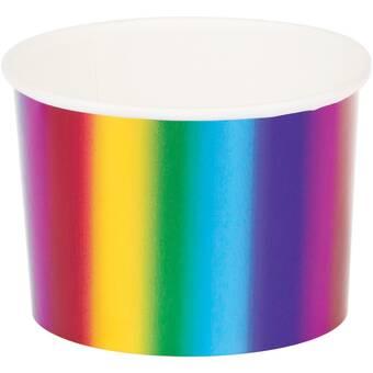 Creative Converting Rainbow Party Paper Disposable Dessert Plate Wayfair