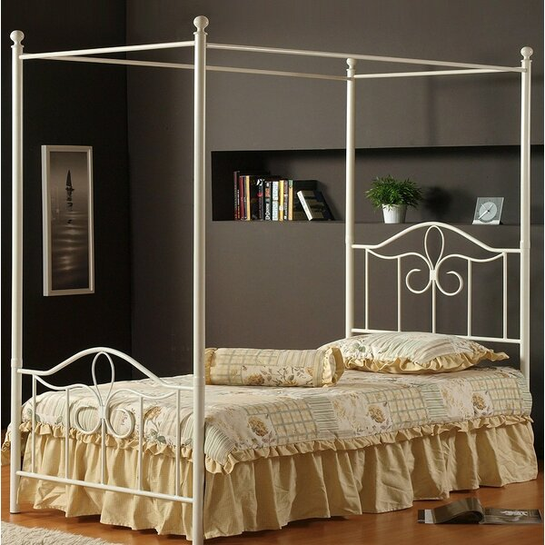 Gendron Twin Bed by Harriet Bee
