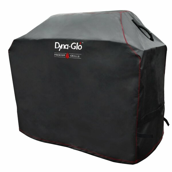 Premium Grill Cover - Fits up to 52 by Dyna-Glo