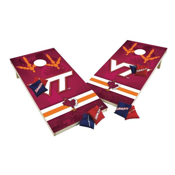 NCAA XL Shields Cornhole Set by Tailgate Toss