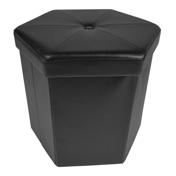Sommer Collapsible Storage Ottoman by Winston Porter