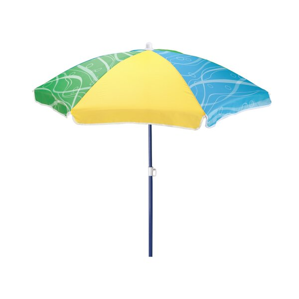 Seaside 3.5' Beach Umbrella by Step2 Step2