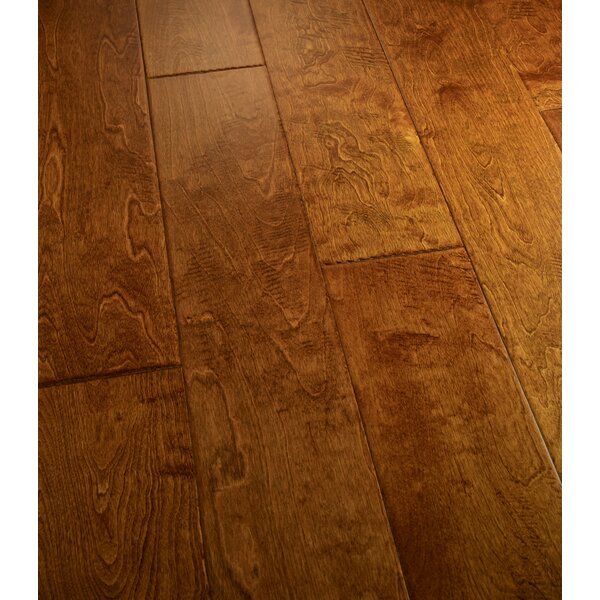 Penultimate 7 Manufactured Wood Birch Hardwood Flooring in Soulful by Albero Valley