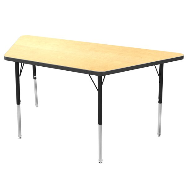 48 x 24 Trapezoidal Activity Table by Marco Group