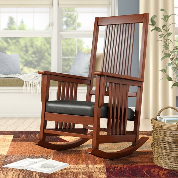 Matilda Rocking Chair by Darby Home Co