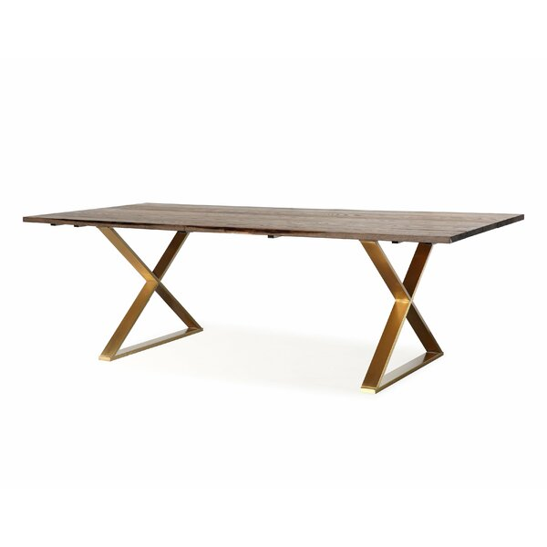 Alvaro Dining Table by Everly Quinn