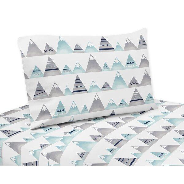 Mountains 4 Piece Sheet Set by Sweet Jojo Designs