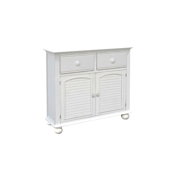 Livengood 2 Drawer Accent Cabinet by Rosecliff Heights