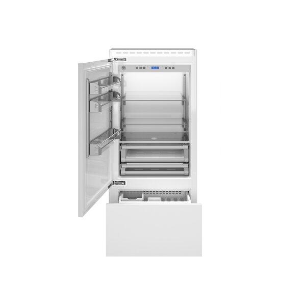 36 Counter Depth Bottom Freezer 17.7 cu. ft. Refrigerator