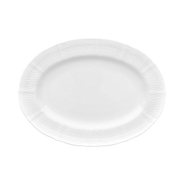 Cher Blanc Platter by Noritake