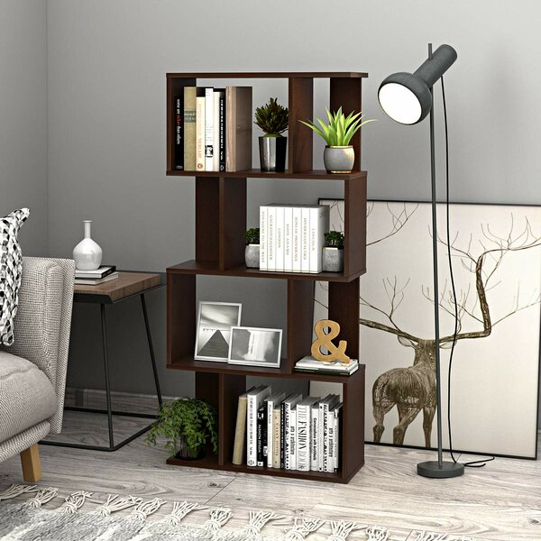 Lincolnwood 3 Tier Cube Bookcase by Ebern Designs
