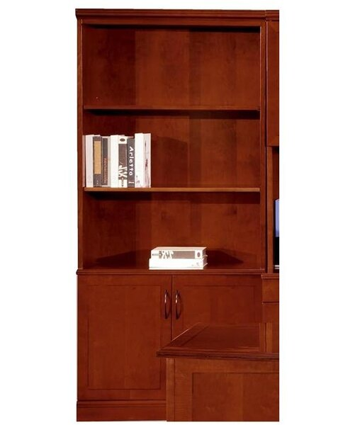 Belmont Standard Bookcase by Flexsteel Contract
