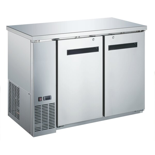 Commercial Underbar 11.7 cu. ft. Energy Star Counter Depth All-Refrigerator by EQ Kitchen Line