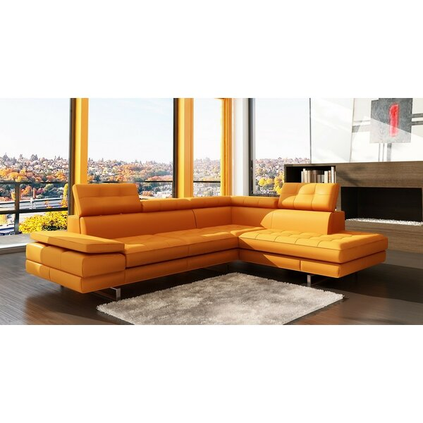 Seville Sectional by Hokku Designs