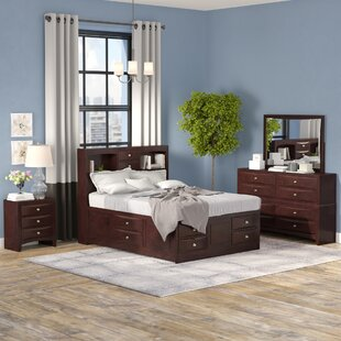 Oreland 4 Piece Bedroom Set By Red Barrel Studio