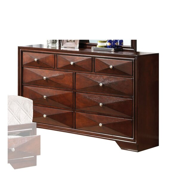 Keller 9 Drawer Dresser by Orren Ellis